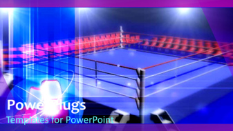 PowerPoint Template - Sports Background